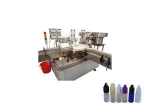 Machine de remplissage d'huile de volume de remplissage de 10 ml - 60 ml