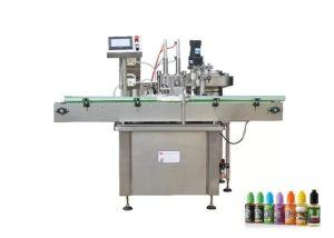 Machine de remplissage de bouteilles de liquide à 2 têtes