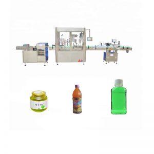 Machine de capsulage de bouteille de vin d'ananas de 200 ml