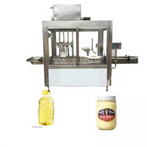 Machine de remplissage d'huile d'olive 220V 1.5kw