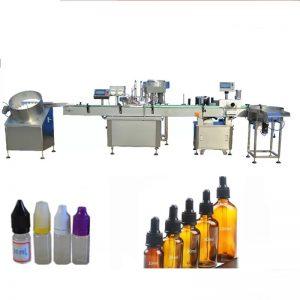 Machine de remplissage de parfum de volume de remplissage 5-30 ml