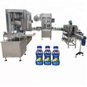Machine de remplissage de bouteilles de sauce à 6 têtes
