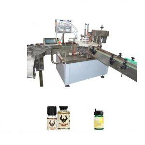 Machine de remplissage d'huile essentielle chimique