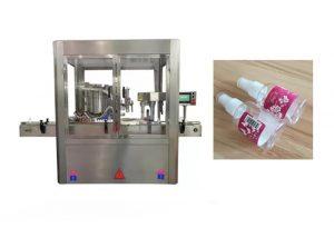 Machine de remplissage de bouteilles de parfum à entraînement électrique