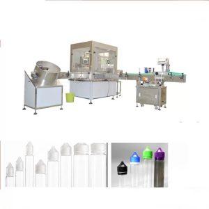 Machine de remplissage liquide électronique avec l'interface d'écran tactile de Siemens