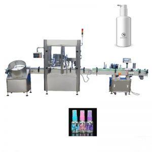 Machine de remplissage de parfum en acier inoxydable