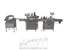 Machine de remplissage de liquide entièrement automatique