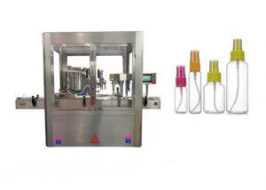 Écran tactile couleur de machine de remplissage de parfum entièrement automatique