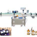 Machine d'étiquetage de bouteilles rondes entièrement automatique 220V 50 / 60Hz