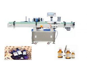 Machine d'étiquetage de bouteilles rondes entièrement automatique