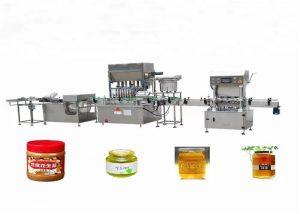 Machine de remplissage de pot standard GMP