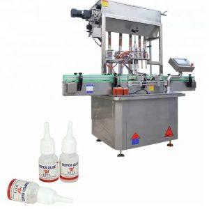 Machine de remplissage automatique de bouteilles de colle