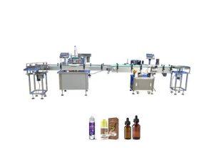 Machine de remplissage de bouteilles d'huile de cigarette haute densité