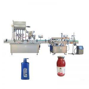Machine de remplissage de miel à grande vitesse utilisée dans les produits pharmaceutiques