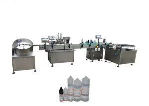 Machine de remplissage liquide à haute viscosité