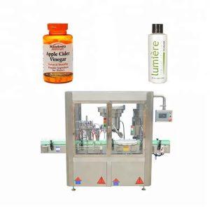 Machine de capsulage de miel pour bouteilles