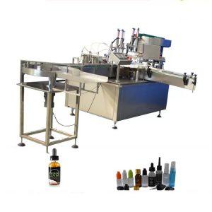 Machine de capsulage de remplissage de bouteilles en PET