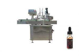 Machine de remplissage de liquide électronique à pompe péristaltique