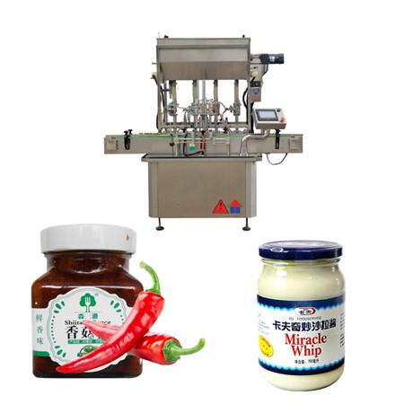 Machine de remplissage de pâte à sauce