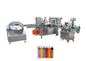 Machine de remplissage liquide électronique d'écran tactile pour la licorne