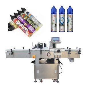 Machine d'étiquetage automatique d'emballage en bois
