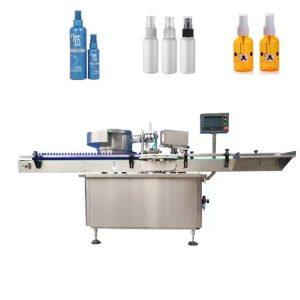 machine de capsulage de remplissage liquide automatique de cigarette électronique