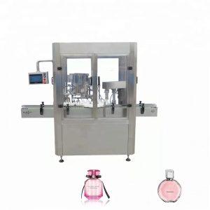 machine de remplissage automatique de flacons de parfum